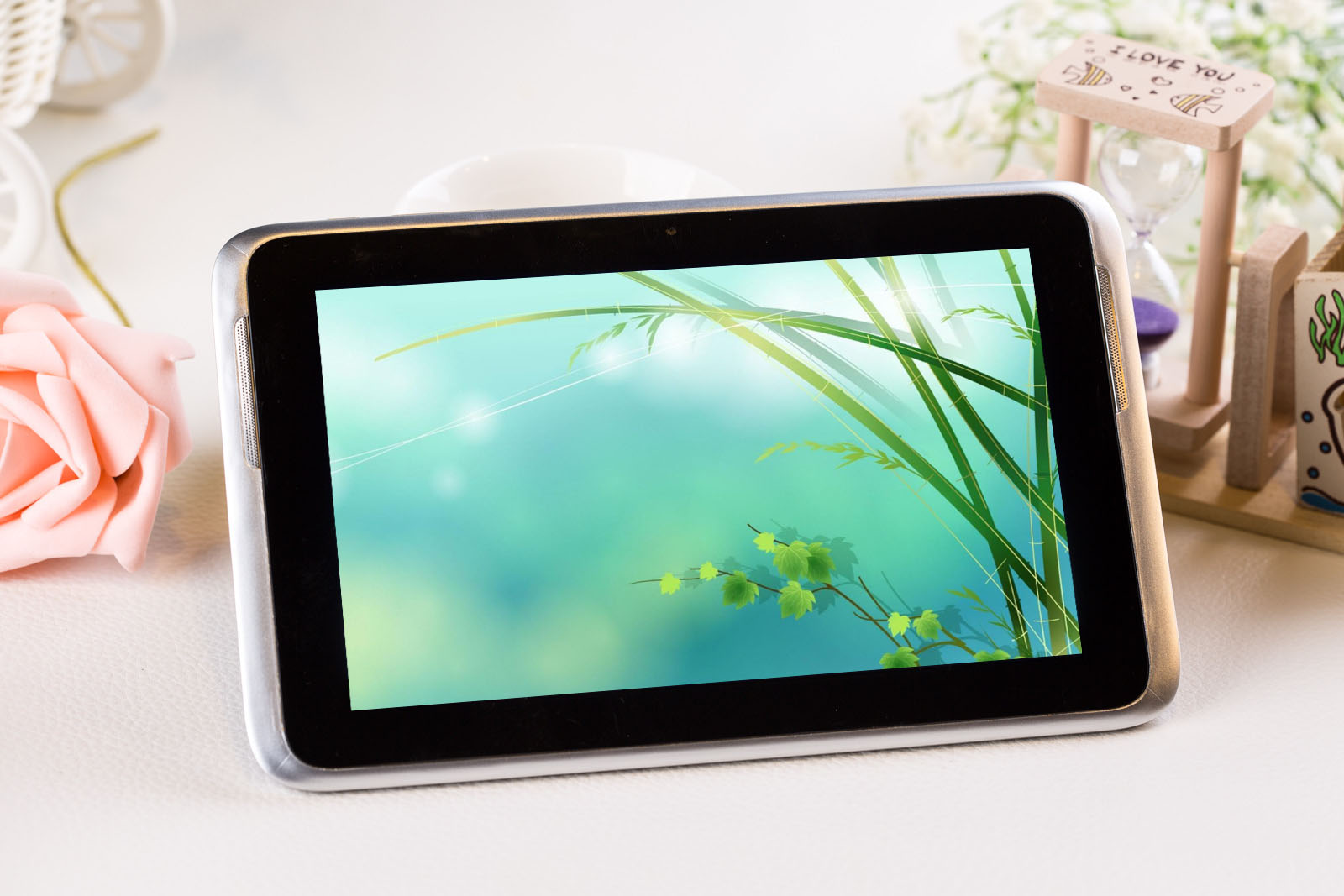 709B-7 inch Android 2G Phone Calling Tablet PC with WiFi Bluetooth FM
