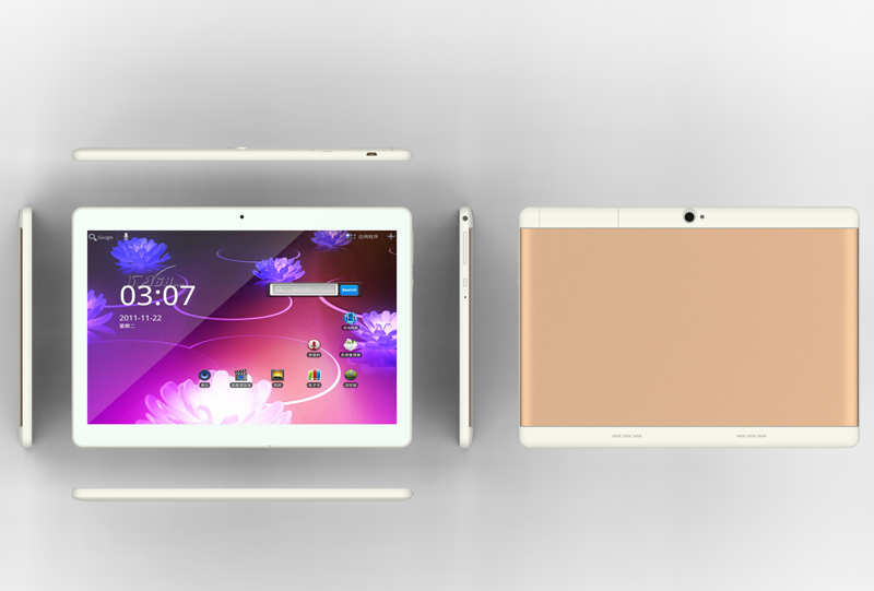 103- 10.1 inch  1G+16G 1280*800 Android 6.0 Tablet PC